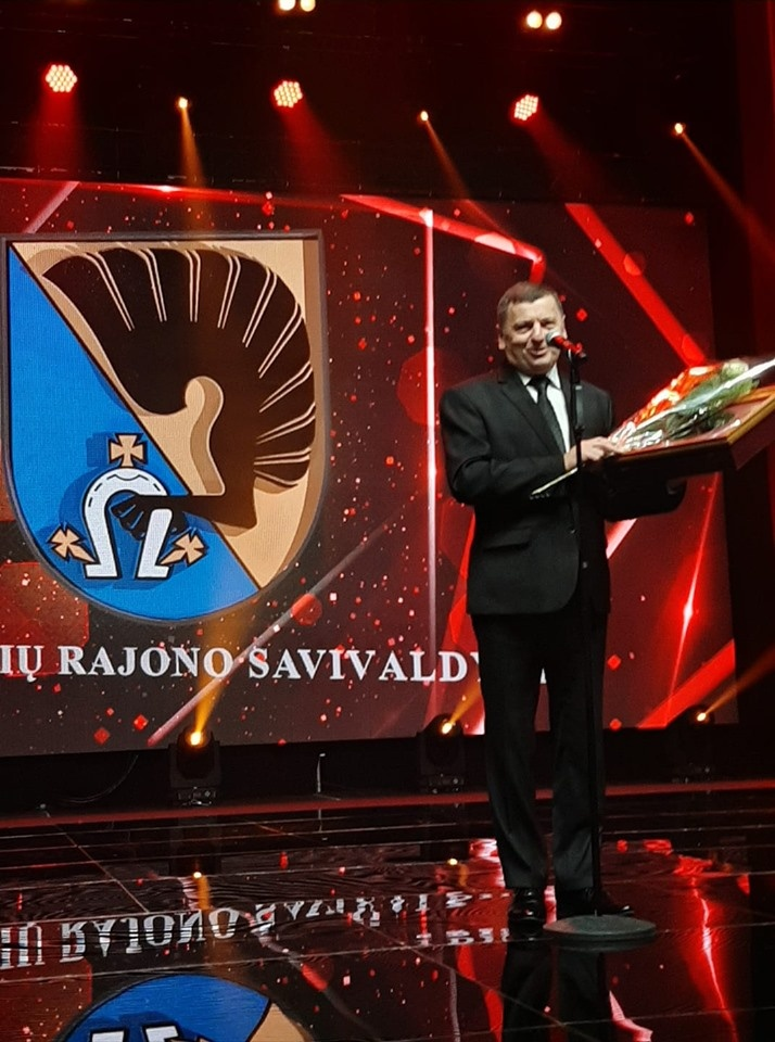 """Kėdainių rajono savivaldybė pelnė trečiąją """"Auksinę krivūlę"""""""