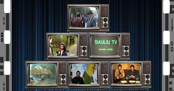 """Retrospektyva """"Šiaulietiškai televizijai – 30"""""""