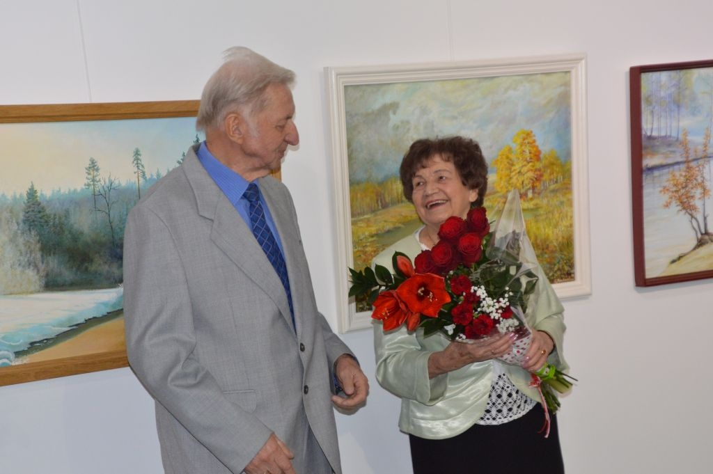 Dailės galerijoje veikė tautodailininko V. Mackevičiaus darbų paroda