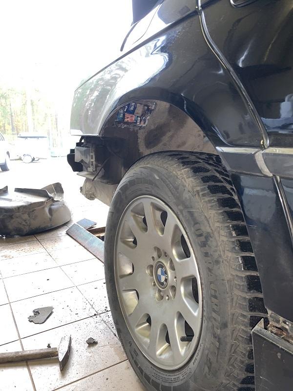"""Latežeryje įkliuvę baltarusiai gali netekti savo """"BMW"""""""