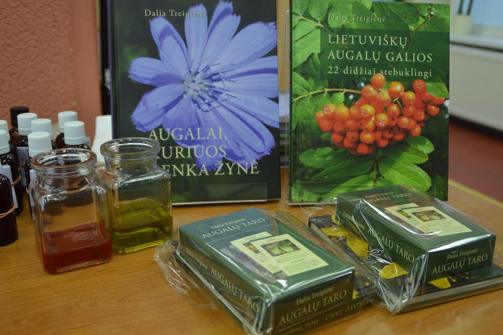 Augalų užkalbėtojos Dalios Treigienės patarimai
