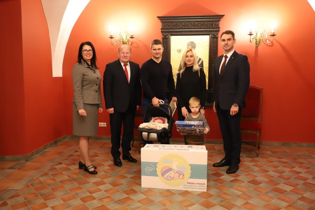 Kauno rajone – jau 1000-tasis šiais metais naujagimis