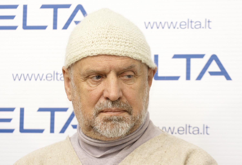 """Vilniuje bus paminėtas """"Romuvos"""" krivio J. Trinkūno atminimas"""