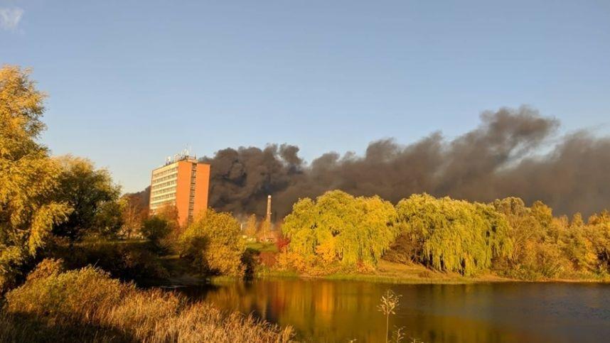 Alytaus meras: rengiamės minimalizuoti galimą dūmų poveikį miestui