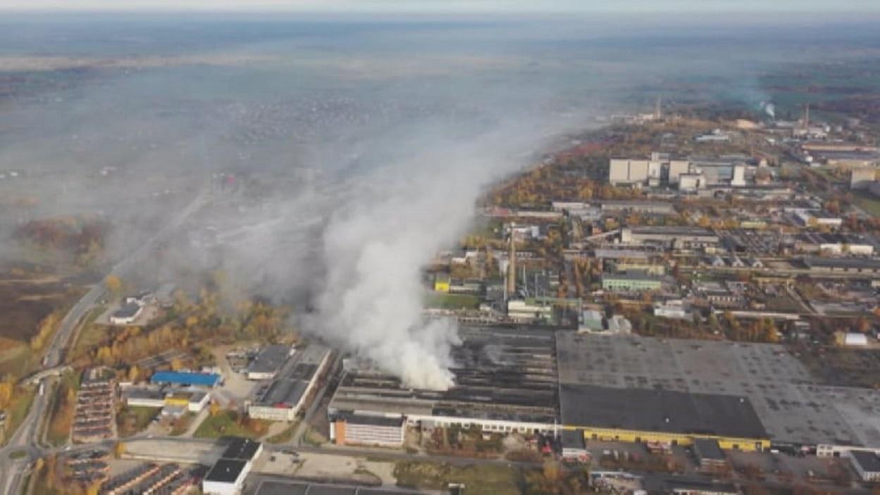 Dėl ekstremalios padėties Alytuje dzūkų mačas perkeltas į Druskininkus