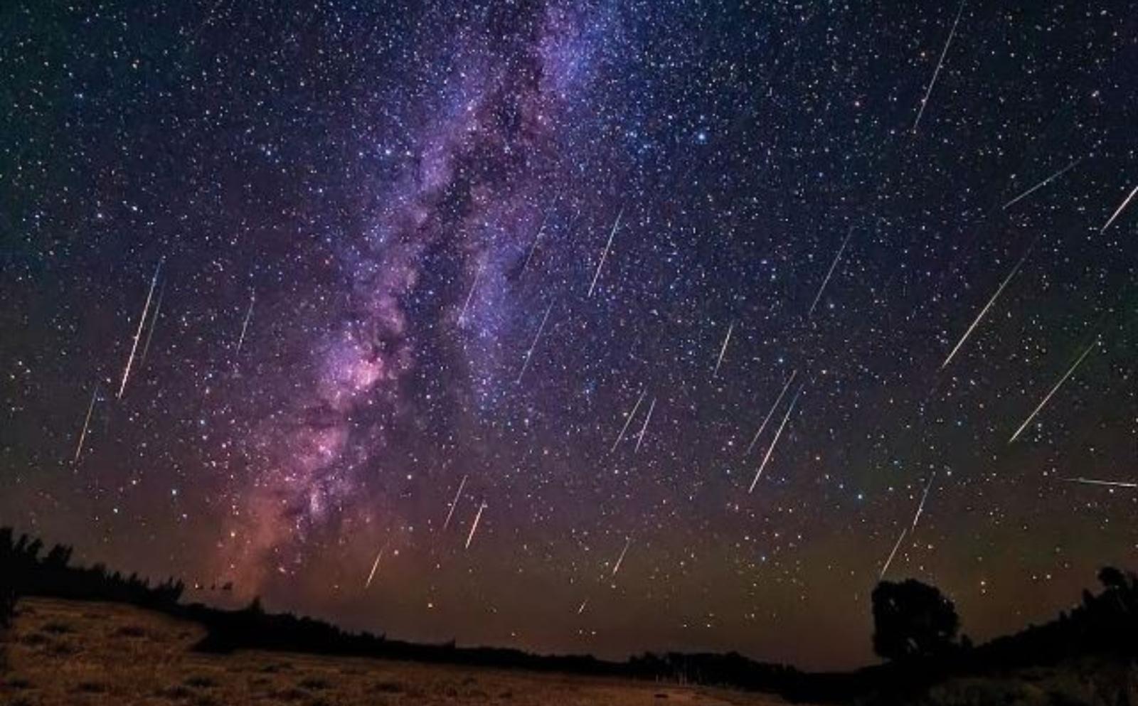 Šiąnakt – tikras Orionidų meteorų šou