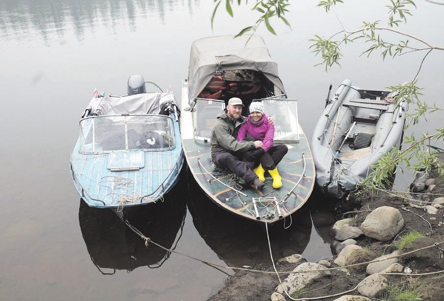 Išgyventi Sibirą