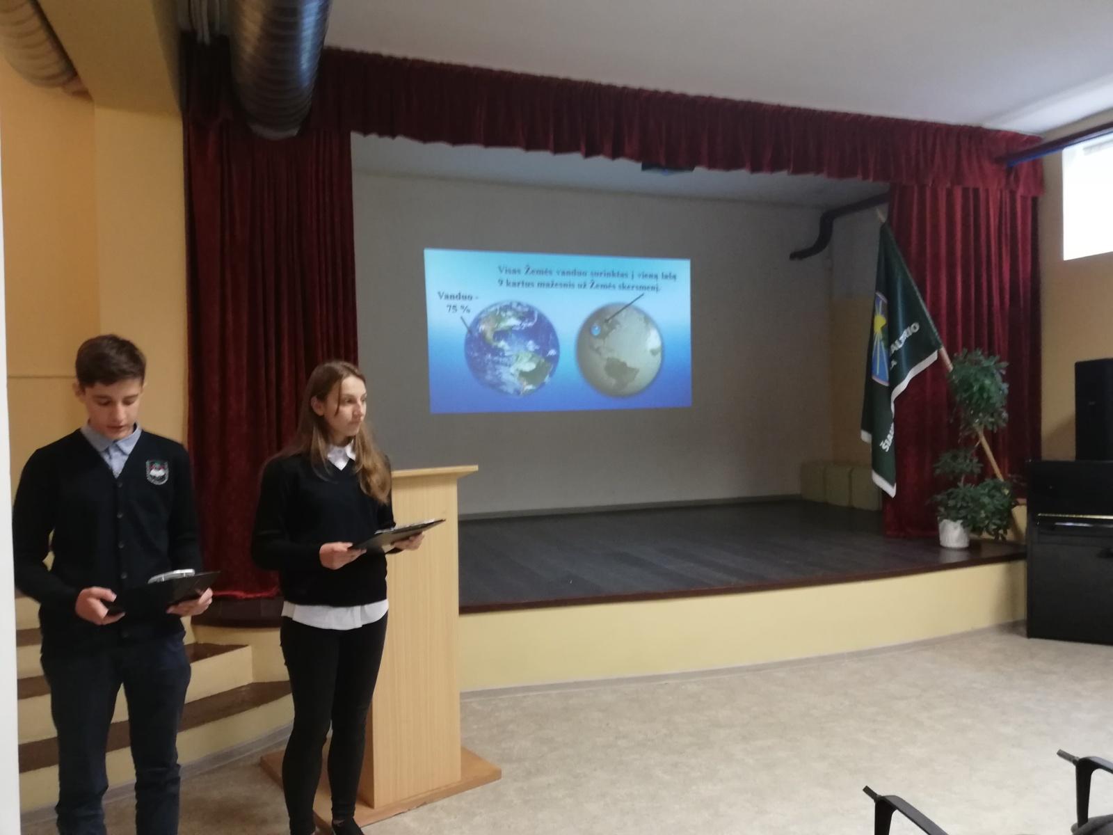 """Normundo Valterio mokykloje – regioninė konferencija """"Man rūpi..."""""""