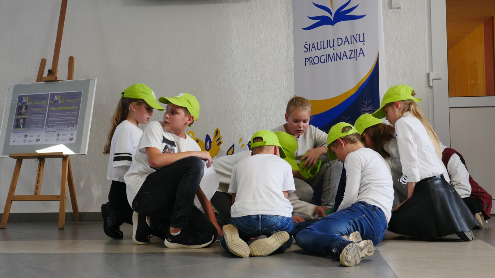 42-ojo Šiaulių Dainų progimnazijos gimtadienio savaitės renginiai