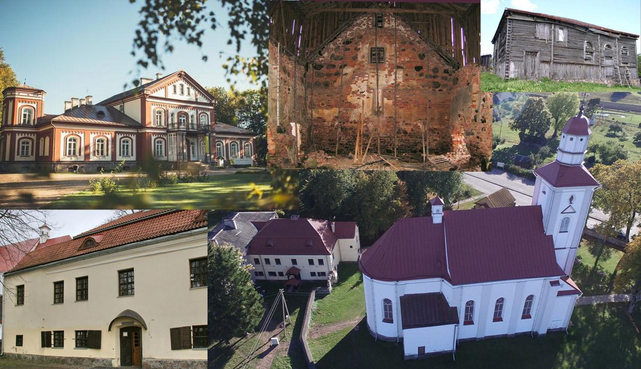 Savivaldybė žada skirti daugiau dėmesio kultūros paveldo objektams