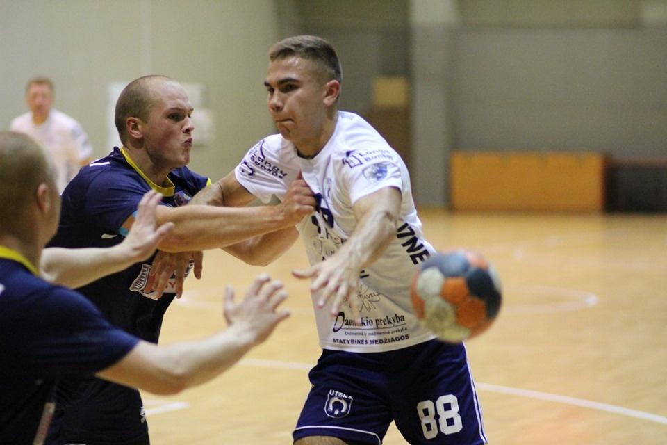 Per Lietuvos rankinio lygos rungtynes diskvalifikuoti du žaidėjai
