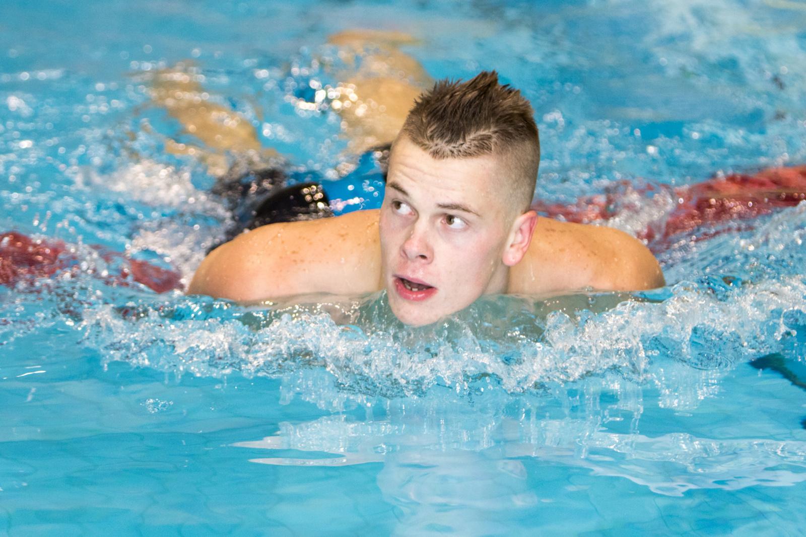 Plaukikas D. Rapšys Kazanėje iškovojo antrąjį aukso medalį