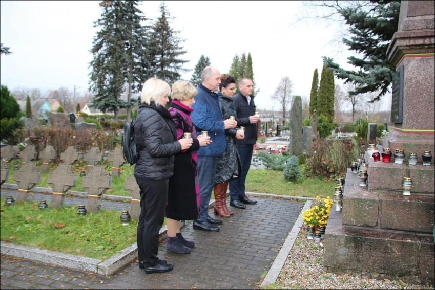 Pagerbė mirusiųjų atminimą