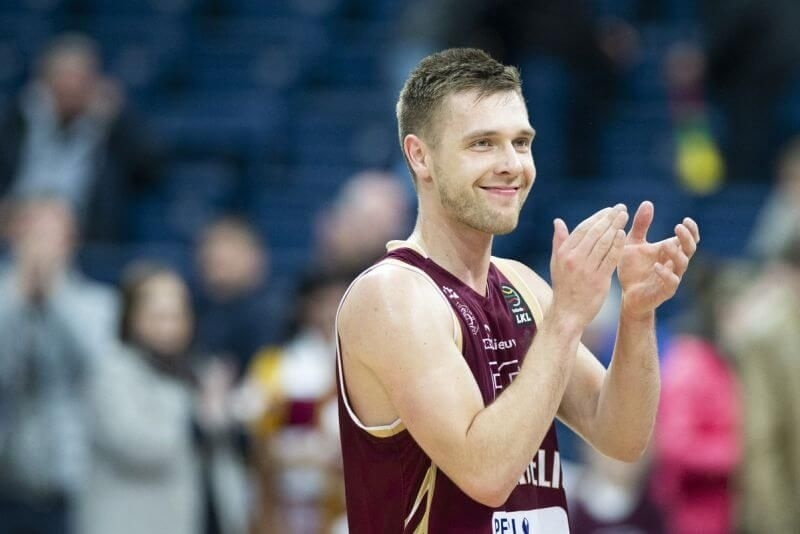 """""""Lietkabelio"""" treneris įvertino sugrįžusio Pauliaus Valinsko formą: """"Netinginiavo"""""""