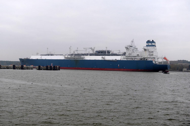 """""""Klaipėdos naftos"""" valdyba nusprendė įsigyti nuomojamą SGD laivą-saugyklą """"Independence"""""""