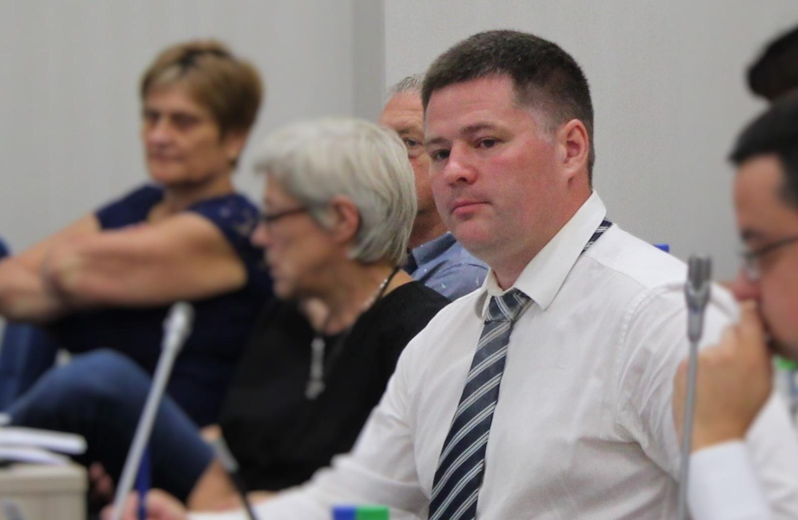 V. Titovui panaikintas tarybos nario mandatas