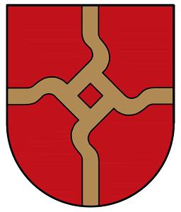 Patvirtintas Darbėnų herbas