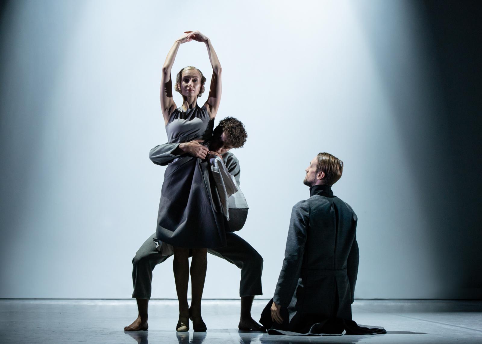 K. Tarasevičiūtė apie naują šokio spektaklį: tokių Severijų šiais laikais nemažai