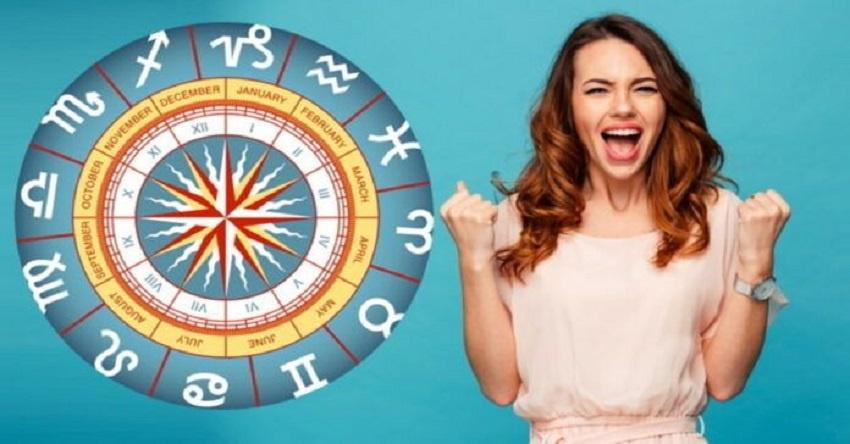 Sėkmės horoskopas: kam nuo lapkričio 8 d. nusišypsos laimė?