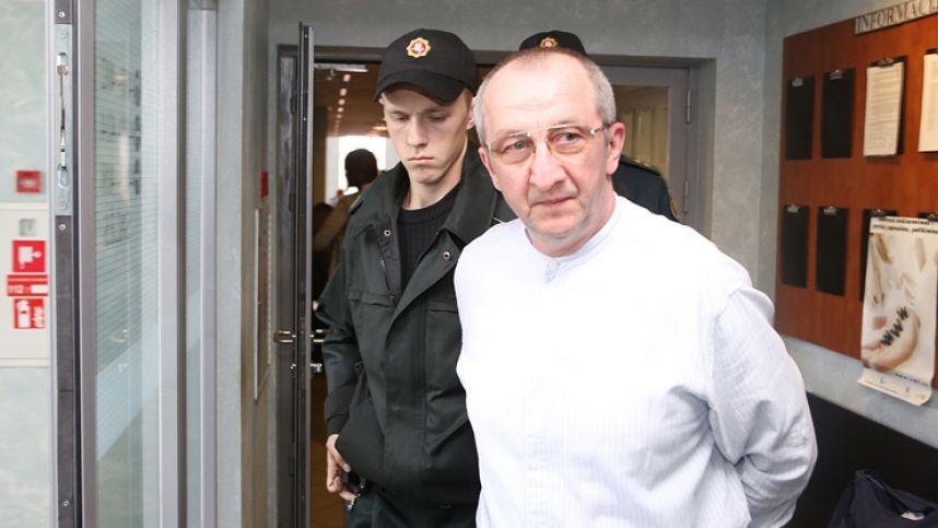 Žiaurumu pagarsėjusių Tulpinių lyderis A. Vertelka nusivylė gyvenimu už grotų