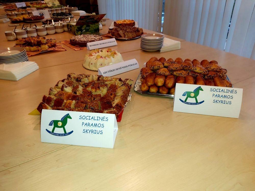 Paminėta Pyragų diena