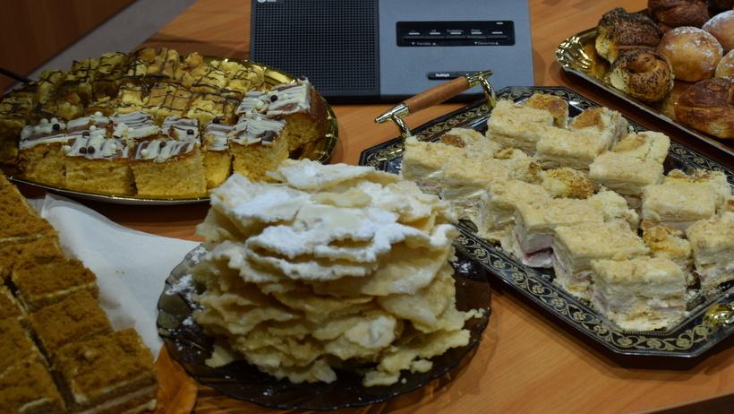 Pyragų diena – ne tik aukoti, bet ir pasikalbėti apie darbus