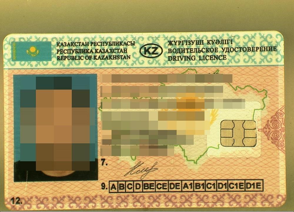 Kazacho pasirinkimas – vietoje tikro dokumento pateikė klastotę