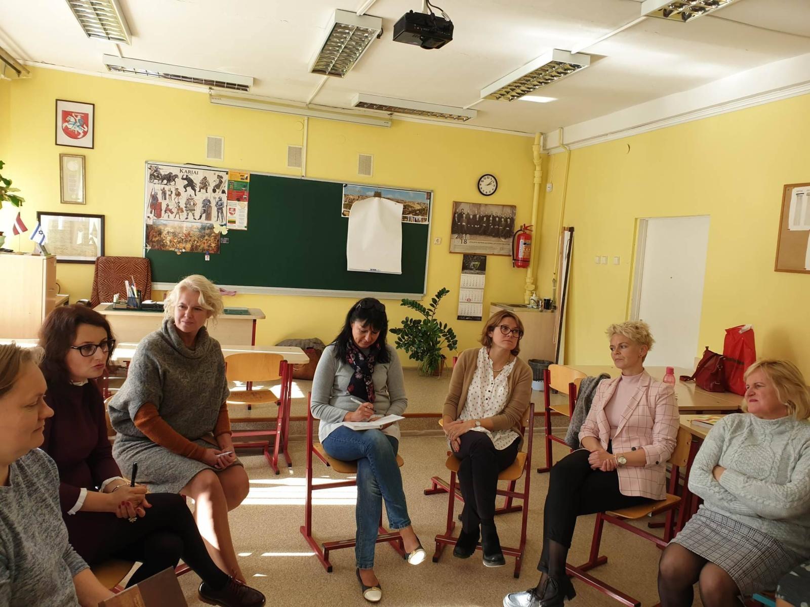 Psichikos sveikatos įgūdžių stiprinimas Akmenės rajono įmonėse bei mokyklose
