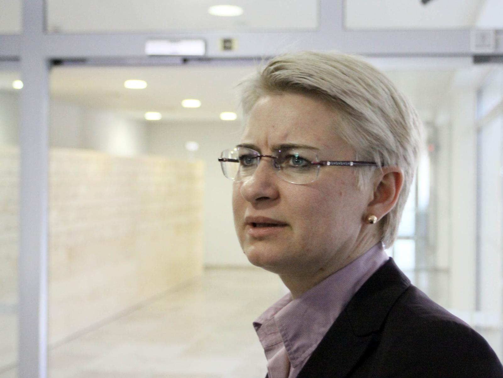 Prokuroras prašo N. Venckienę suimti dviems mėnesiams, sprendimas numatytas penktadienį