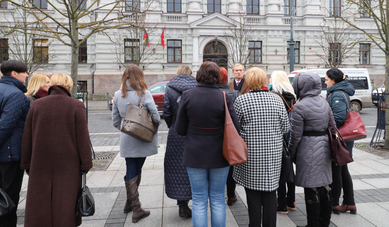 Vilniuje grasinimai dviem teismams nepasitvirtino: sprogmenų ir įtartinų laiškų nerasta
