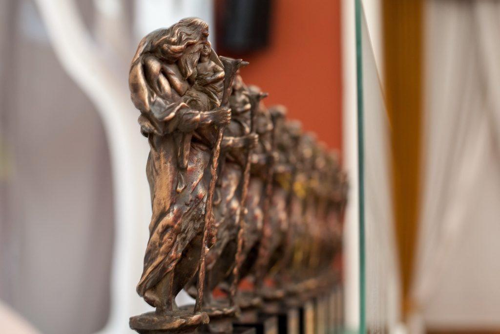 Vilniečiai renka nusipelniusius garbingiausių Šv. Kristoforo apdovanojimų miestiečius
