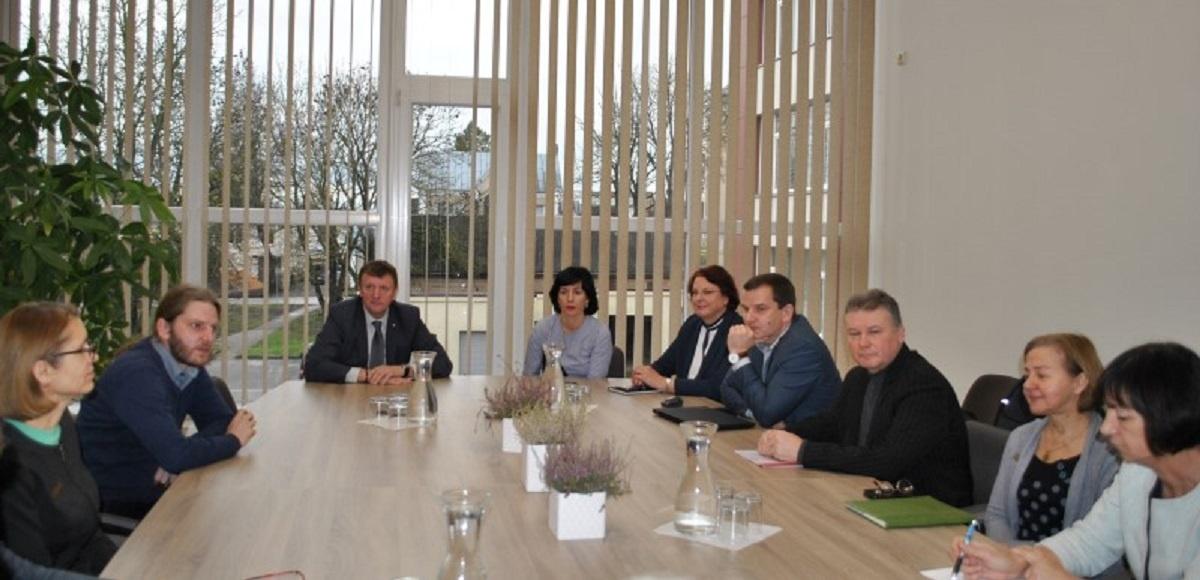 Vyriausybės priimamasis dirbo Joniškio rajono savivaldybėje