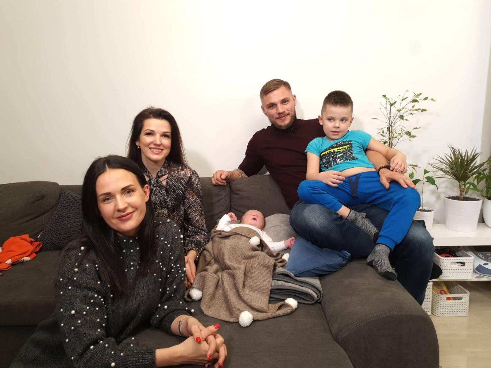 Sergejus Maslobojevas: už visus laimėjimus svarbesnė yra šeima