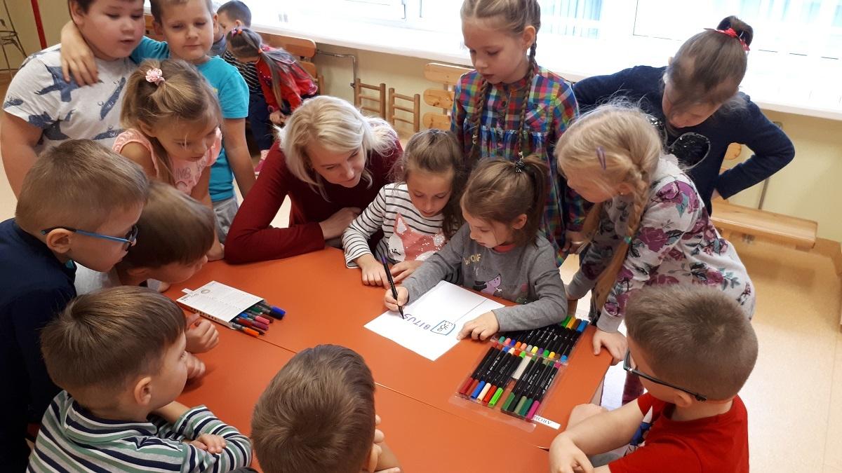 """Ignalinos """"Šaltinėlio"""" mokykloje vyko konkursas"""