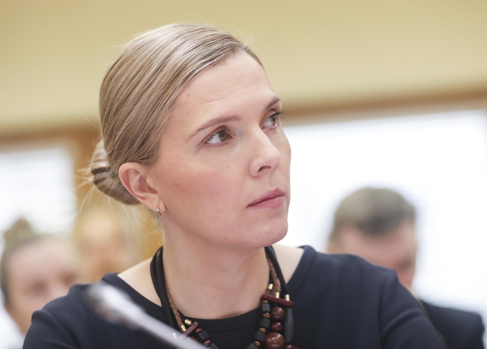 A. Bilotaitė dėl padidėjusios taršos Klaipėdoje kreipėsi į Prokuratūrą ir Susisiekimo ministeriją