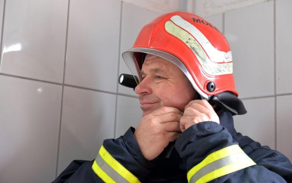 20 metų ugniagesių gelbėtojų gretose