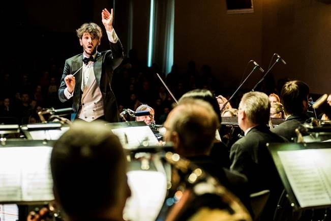 Utenoje – Lietuvos valstybinis simfoninis orkestras!