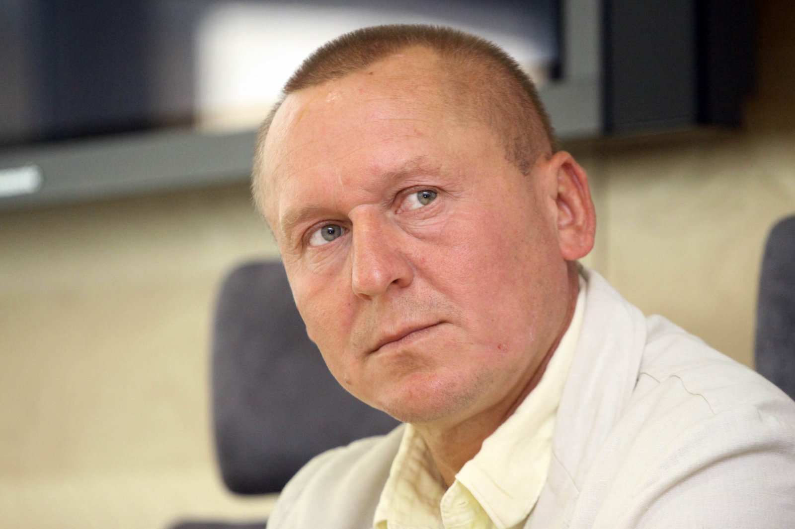 Parlamentaras P. Čimbaras tapo etikos sargu