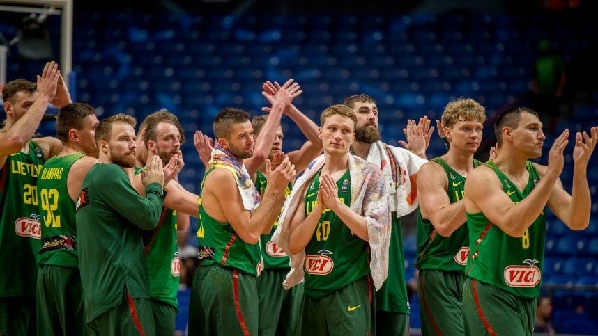 Lietuvai suteikta teisė rengti olimpinį krepšinio atrankos turnyrą