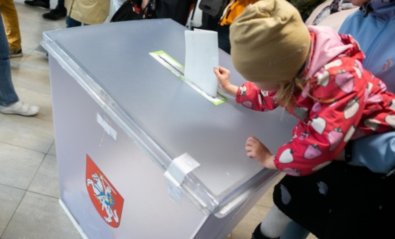 VRK tvirtins apylinkių ribas, jų per šiuos rinkimus mažėja keliomis dešimtimis