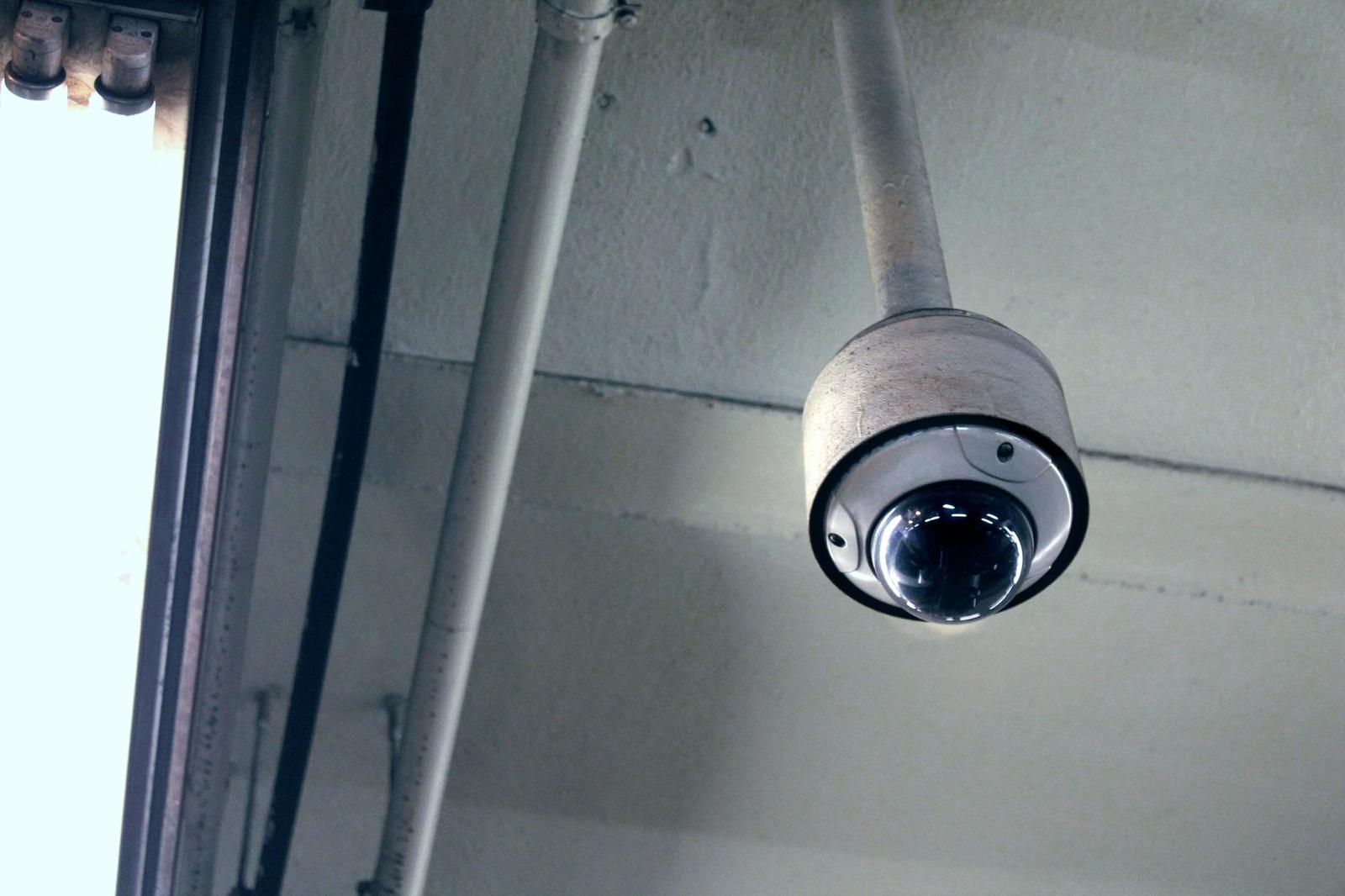 Sulaikyto vyro išradingumas: sulaužė suolą, kad sudaužytų kamerą