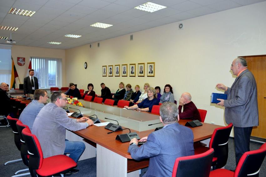 Pasirašyta Šilalės rajono piliečių chartija