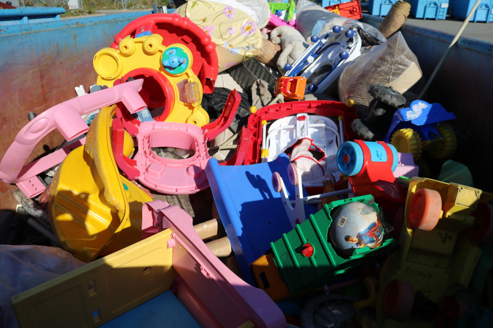 Kalvarijoje bus pastatytas didžiųjų atliekų konteineris