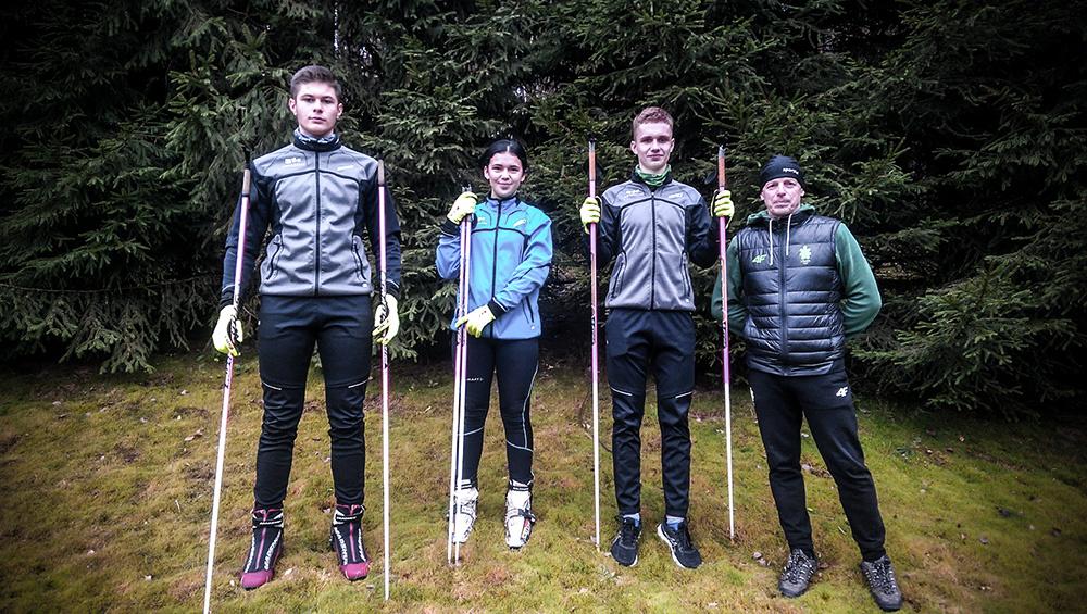 Anykštėnai pradės biatlono sezoną