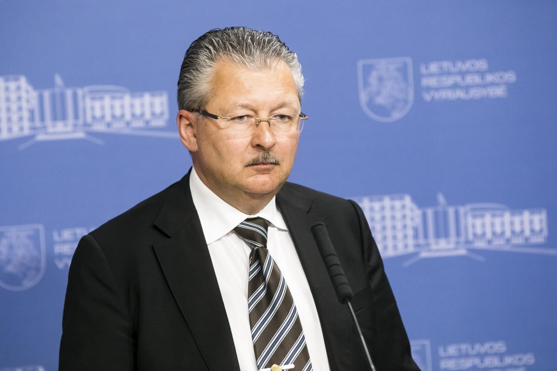 Pieno tarybos naujas pirmininkas – G. Bertašius