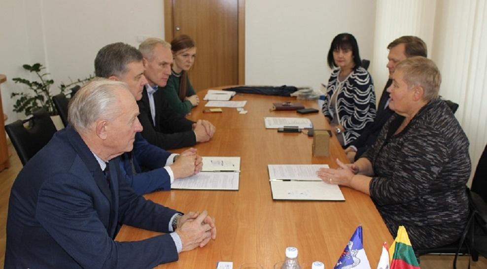 Telšiai bendradarbiaus su Klaipėdos valstybine kolegija