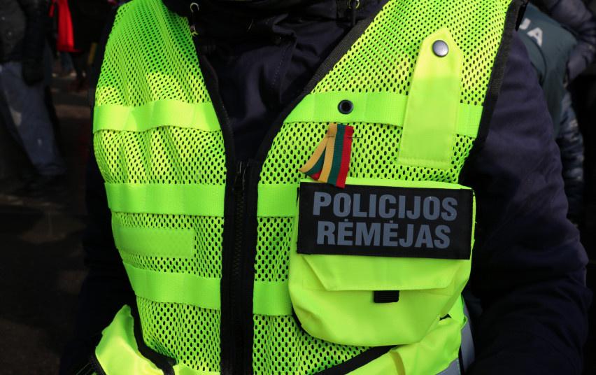 Surengti mokymai policijos rėmėjams
