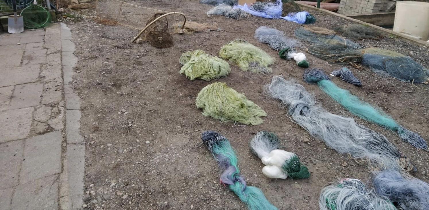 Alytaus rajone sustabdyta nelegali žuvų perdirbimo veikla