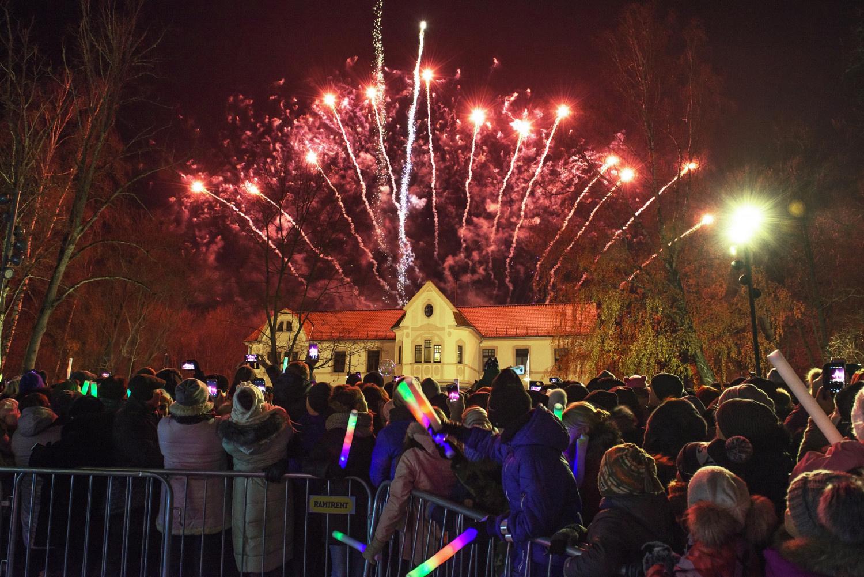 Palangoje – pirmieji žiemos švenčių laukimo renginiai