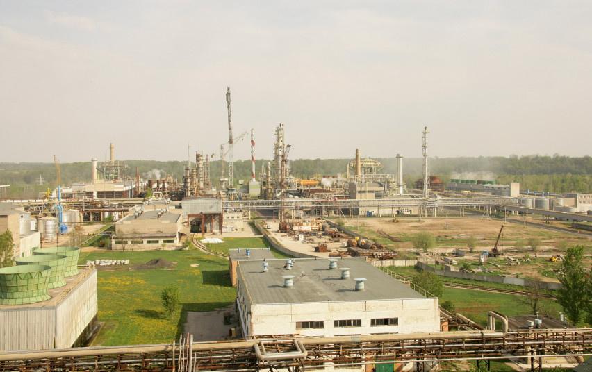 """Dėl įmonės """"Achema"""" gamykloje įvykusio teršalų išmetimo į aplinkos orą"""